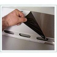Защитная пленка для ПВХ-листов, сэндвич-панелей, композитных панелей, металлических листов, фото 3