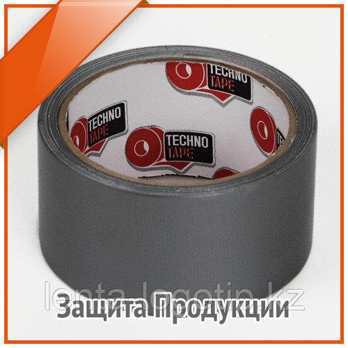 Скотч армированный ТПЛ 150, Серый, 50