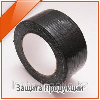 Скотч армированный ТПЛ 10 м × 160 мкм  Черный