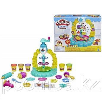 Пластилин Play-Doh Плей-До Карусель сладостей