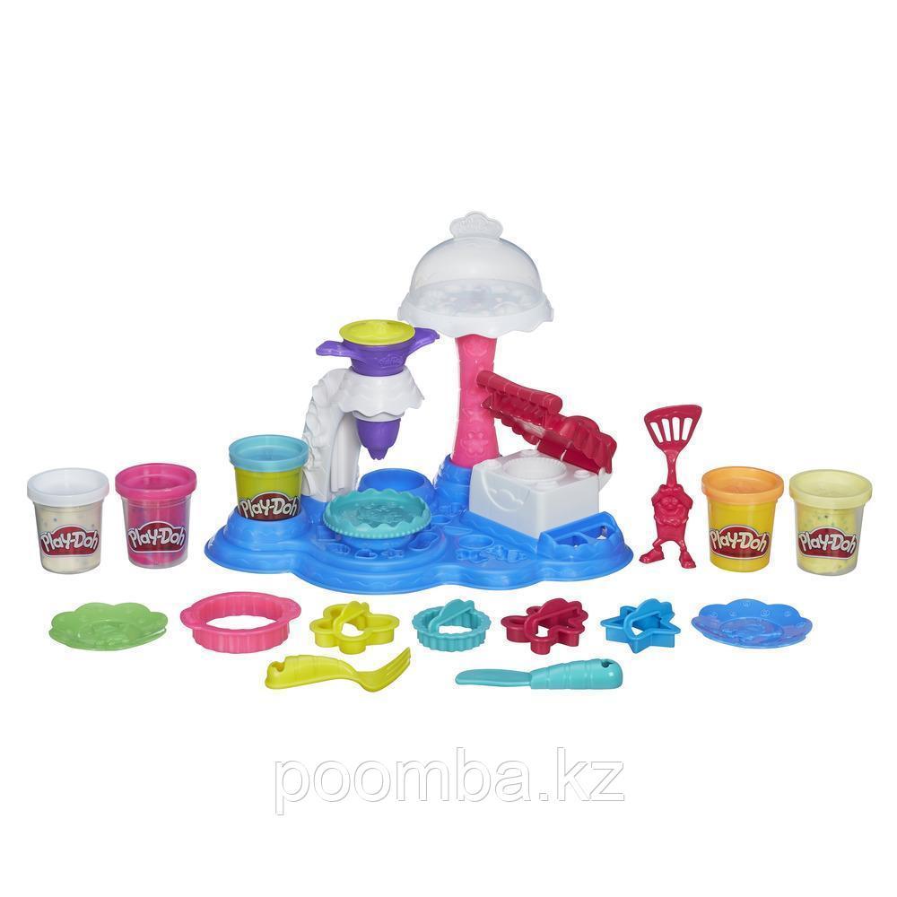 Пластилин Play-Doh Плей-До Сладкая вечеринка