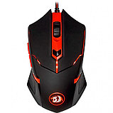 Компьютерная мышь Defender Centrophorus комбинированный (черный+красный), фото 2