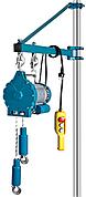 Лебедка электрическая подвесная TOR BLDN-YT-HPE  60H 20м