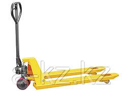 Тележка гидравлическая TOR DF-III 2500, 550*1150*85мм  (полиуретан.колеса)