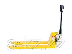 Тележка гидравлическая TOR PWH35-II 3,5 т 550*1150мм  (полиуретан.колеса)