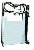 Защёлкивающаяся плата для DIN-рейки 35мм.  ABL1A02