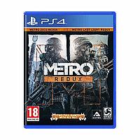 Metro 2033 Redux &  Last Light PS4, фото 1