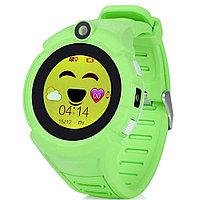SMART часы с GPS трекером Q360 green, фото 1