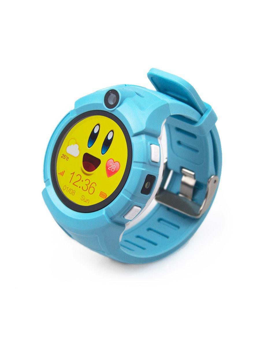 SMART часы с GPS трекером Q360 blue
