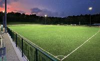 Строительство открытых футбольных полей под ключ