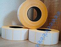 Этикетки термо 29*20 (1600 шт), фото 1