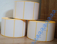Этикетки термо 47*25 (1000 шт), фото 1