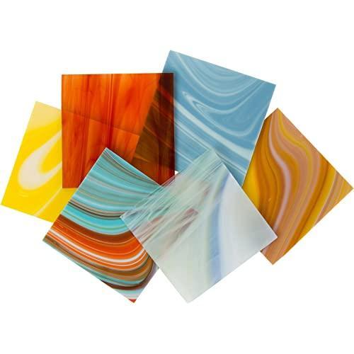 Витражное стекло для Фьюзинга System`96 Spectrum (США)