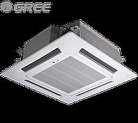 Кассетный кондиционер Gree: GU125T/A1-K/GU125W/A1-M (без соединительной инсталляции)