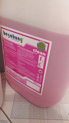 Универсальное моющее средство для твердых поверхностей 10кг.