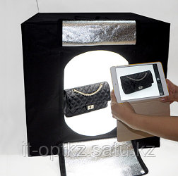 Фотобокс с подсветкой (60х60х60см)