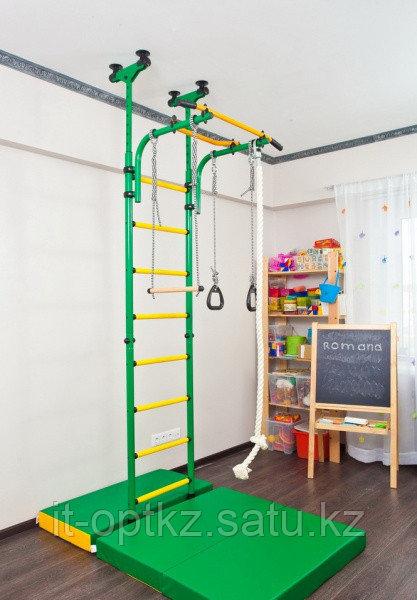 Детский спортивный комплекс Карусель Комета 5 ДСКМ-2-8.06.Г1.490-01-24
