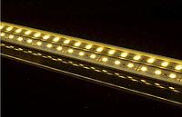 Светодиодная полоса 100 см теплая 5630, фото 1