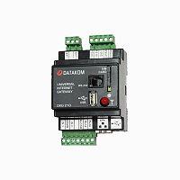 Шлюз с источником питания переменного тока Datakom DKG-210-D2 RS-232 Ethernet