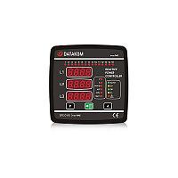 Контроллер компенсации реактивной мощности Datakom DFC-0115 (15 шагов, ген, авар, 485) 144x144 мм