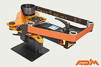 Универсальный ленточно-шлифовальный станок ADM-ГР-2 с модулем плоского шлифования