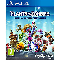 Plants vs. Zombies Битва за Нейборвиль PS4, фото 1