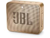 Беспроводная колонка JBL GO2 (Champagne Gold)