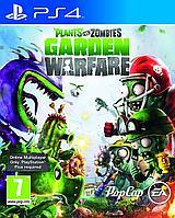 Plants vs Zombies Garden Warfare PS4, фото 1