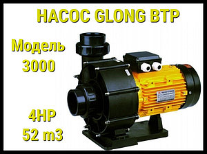 Насос для бассейна Glong BTP 3000 без префильтра
