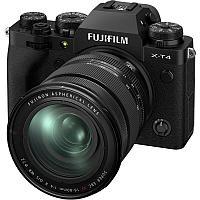 Цифровой фотоаппарат Fujifilm X-T4 kit (16-80mm f/4 R OIS WR) Black