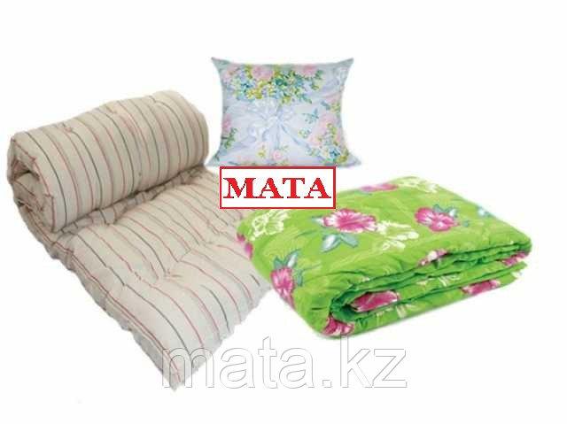 Рабочий комплект - матрас, одеяло, подушка