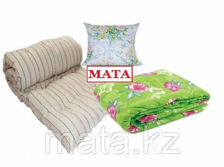 Рабочий комплект - матрас, одеяло, подушка, фото 2