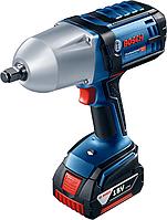 Аккумуляторный гайковерт Bosch GDS 18 V-LI HT (06019B130A)