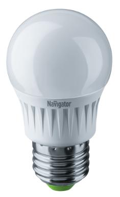Лампа NLL-G45-7-230-2.7K-E27 DIMM 94 377 Navigator