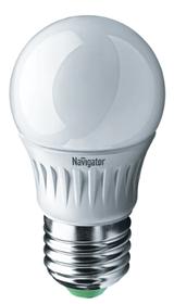 Лампа NLL-P-G45-5-230-2.7K-E27 94 477 Navigator