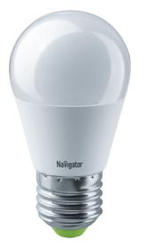 Лампа NLL-G45-8,5-230-6,5K-E27 61 338 Navigator