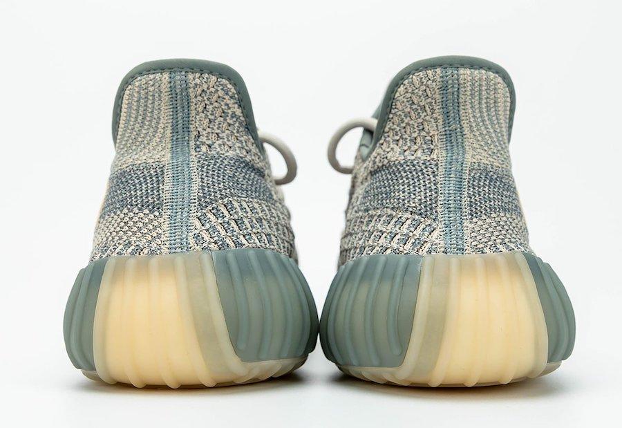 Adidas Yeezy Boost 350 V2 Israfil (36-48) - фото 7