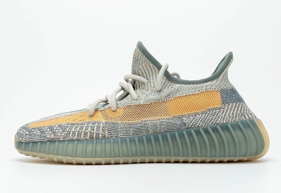 Adidas Yeezy Boost 350 V2 Israfil (36-48) - фото 1