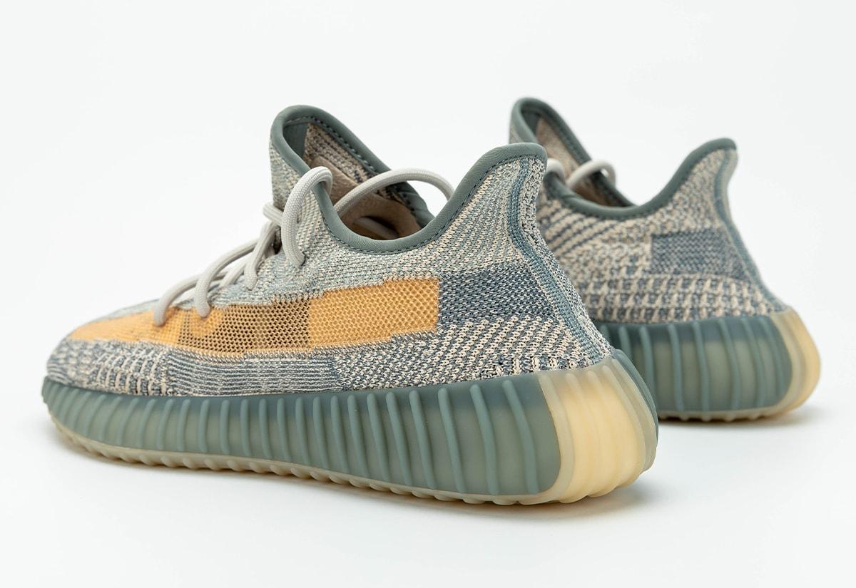 Adidas Yeezy Boost 350 V2 Israfil (36-48) - фото 6