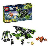 Конструктор  Lego Nexo Knights Неистовый бомбардировщик 72003