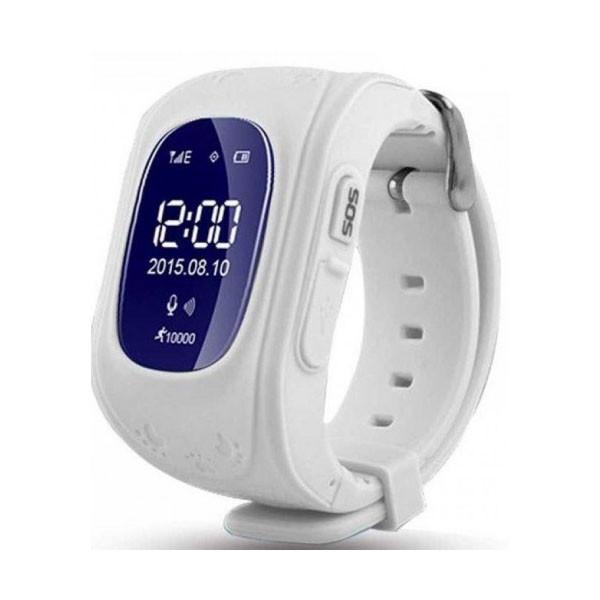 SMART часы с GPS трекером Q50 white