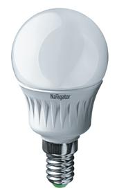 Лампа NLL-P-G45-5-230-6,5K-E14 61 252 Navigator