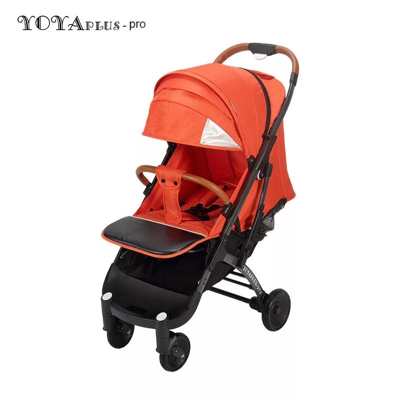 Коляска YOYA PLUS PRO (orange)