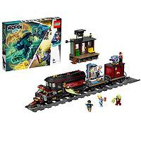 LEGO Hidden Side 70424 Конструктор ЛЕГО Призрачный экспресс