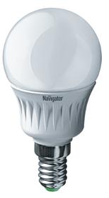 Лампа NLL-P-G45-5-230-2.7K-E14 94 476 Navigator