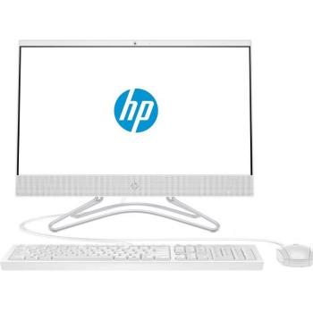 """Моноблок HP 200 G4 AIO 21.5"""" FHD/ Core i3-10110U/ 8GB/ 256GB SSD/ DVD-RW/ WiFi/ BT/ Win10Pro/ Snow White (9UG5"""