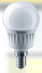 Лампа NLL-G45-7-230-6,5K-E14 61 244 Navigator