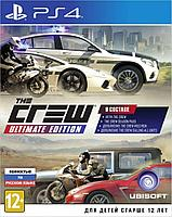 The Crew Ultimate Edition PS4, фото 1