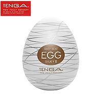 Мастурбатор Tenga Egg SILKY II Gold