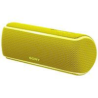 Беспроводная колонка Sony SRSXB 21 (Yellow)